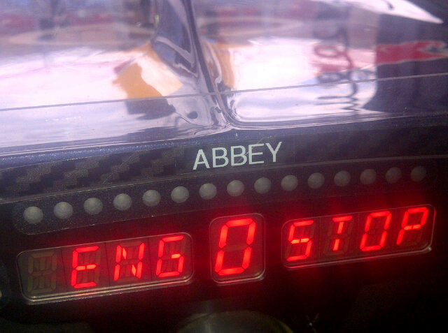Abbey a nova
