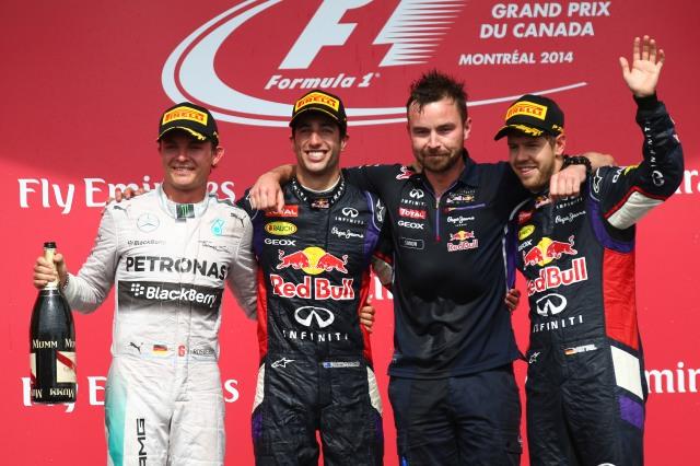 Formula One World Championship 2014, Round 7, Canadian Grand Prix