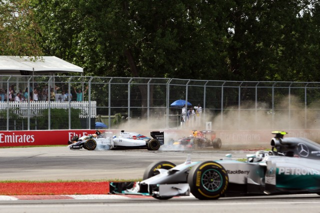 Formula One World Championship 2014, Round 7, Canadian Grand Prix