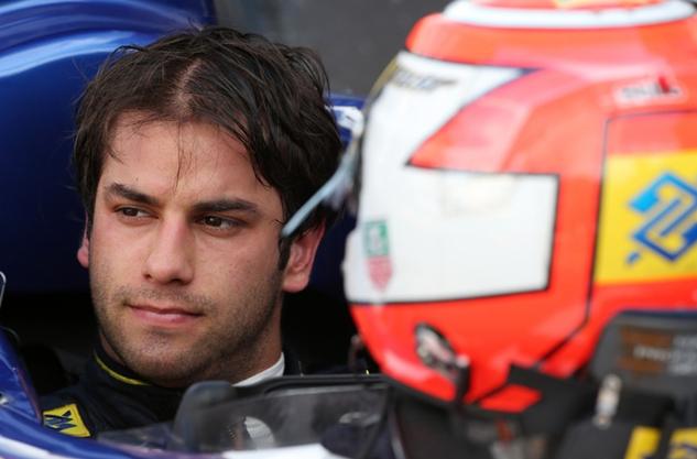 GP2 Series, Rd4, Monte-Carlo, Monaco, 23-26 May 2013.