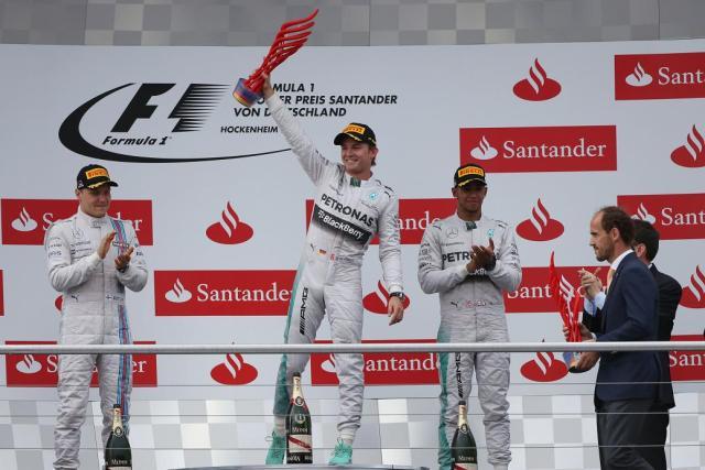 Formula One World Championship 2014, Round 10, German Grand Prix
