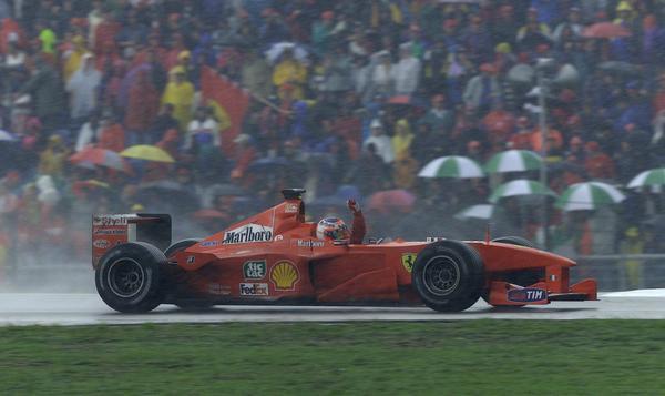 Barrichello2000