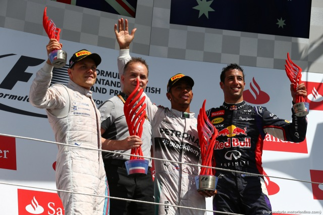 British Grand Prix, Silverstone 03-06 July 2014