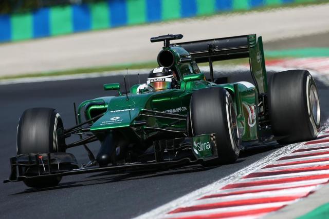 Formula One World Championship 2014, Round 11, Hungarian Grand Prix