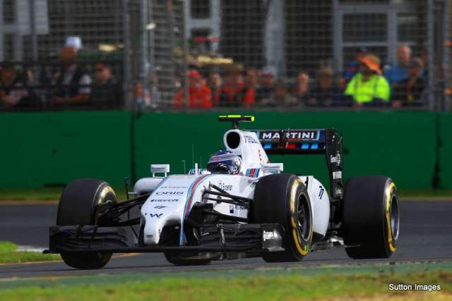 Formula One World Championship, Rd1, Australian Grand Prix, Race, Albert Park, Melbourne, Australia, Sunday 16 March 2014.