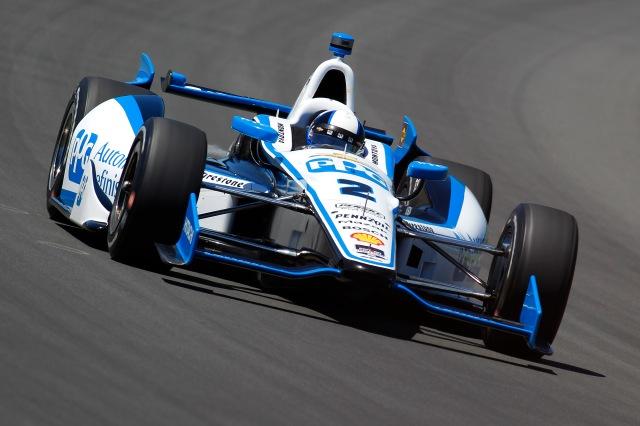 2014 IndyCar Pocono
