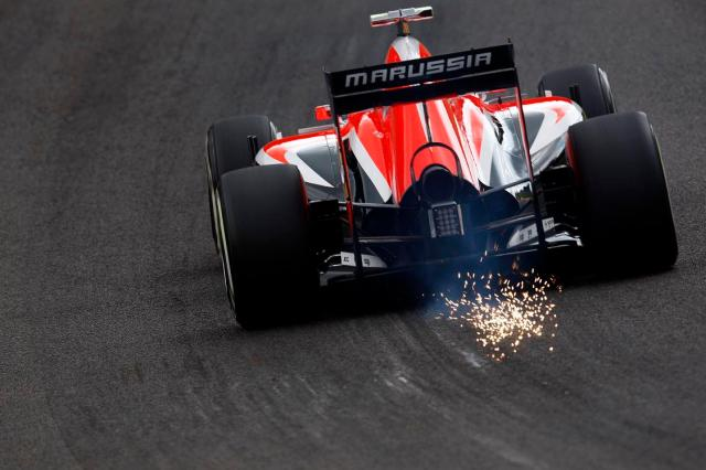 Formula One World Championship 2014, Round 12, Belgian Grand Prix