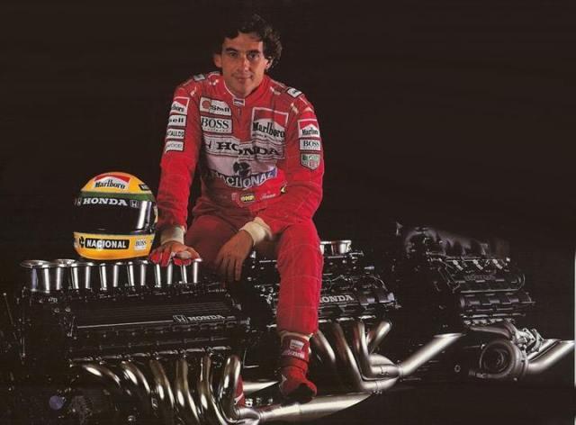 Senna v12v10v6