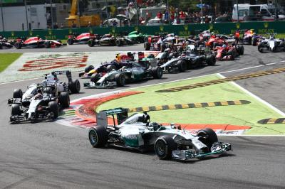 Formula One World Championship 2014, Round 13, Italian Grand Prix