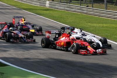 Formula One World Championship 2014, Round 13, Italian Grand Prix