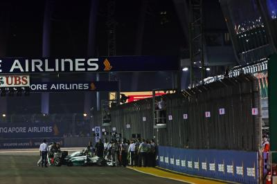 Formula One World Championship 2014, Round 14, Singapore Grand Prix
