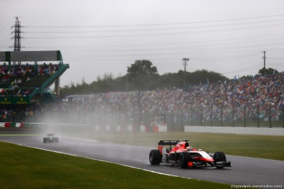 Japanese Grand Prix, Suzuka 2 - 5 October 2014