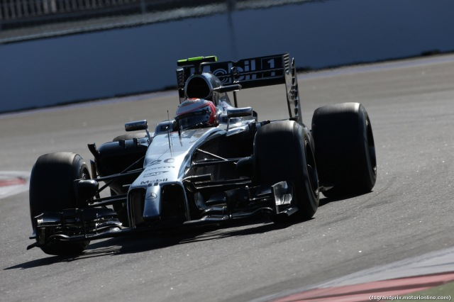 Russian Grand Prix, Sochi 09 - 12 October 2014