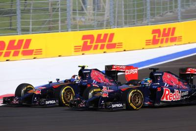 Formula One World Championship 2014, Round 16, Russian Grand Prix