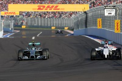 Formula One World Championship 2014, Round 16, Russian Grand Prix