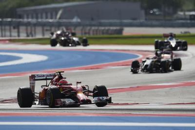 Formula One World Championship 2014, Round 17, United States Grand Prix