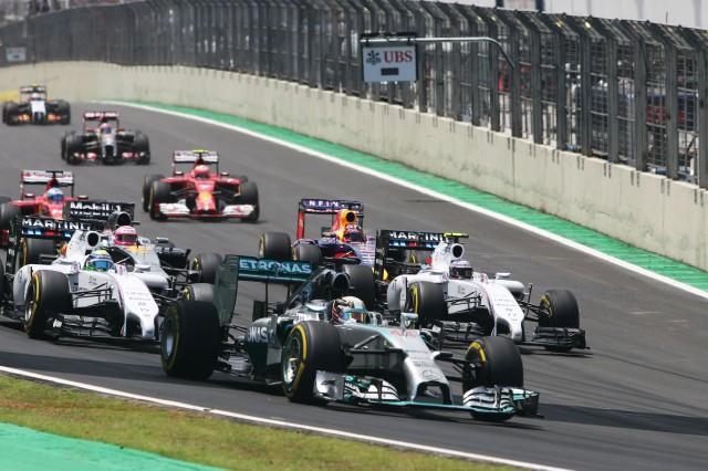 Formula One World Championship 2014, Round 18, Brazilian Grand Prix