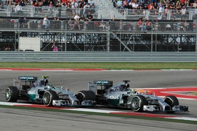 Formula One World Championship 2014, Round 17, United States Grand Prix