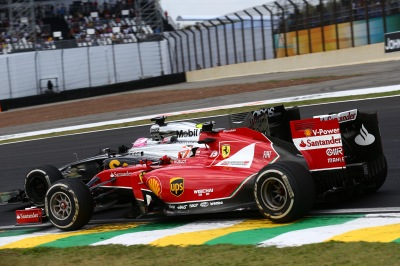 Formula One World Championship 2014, Round 18, Brazilian Grand Prix