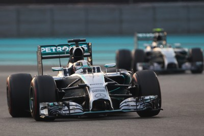 Formula One World Championship 2014, Round 19, Abu Dhabi Grand Prix
