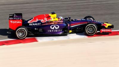 FORMULA 1 - Tests in Bahrain
