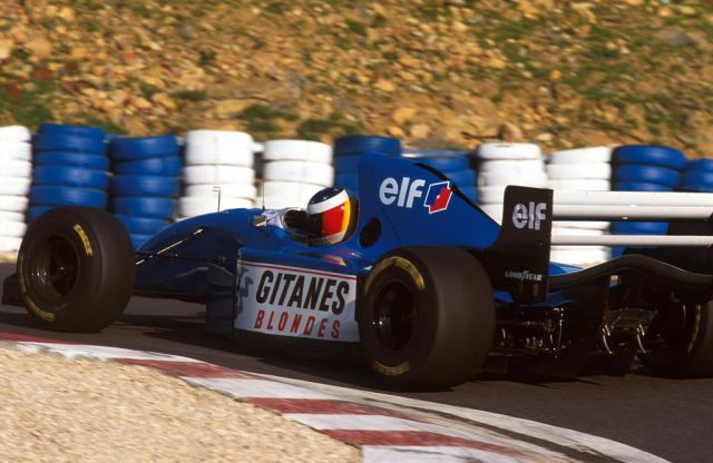 SchumacherTESTligier