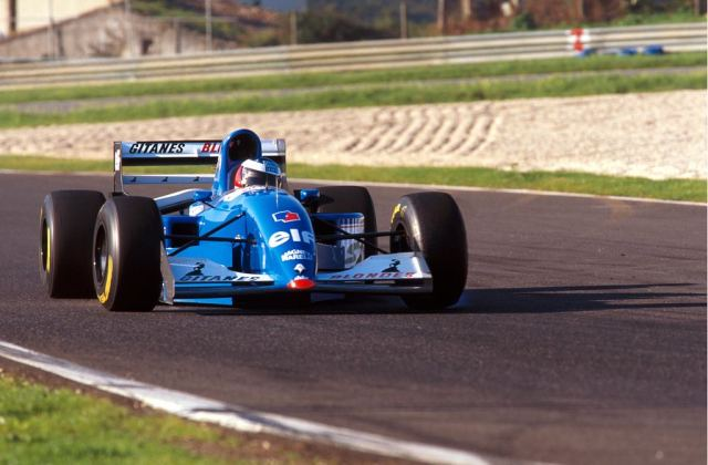 SchumacherTESTligier2