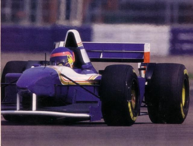 VilleneuveF1test95