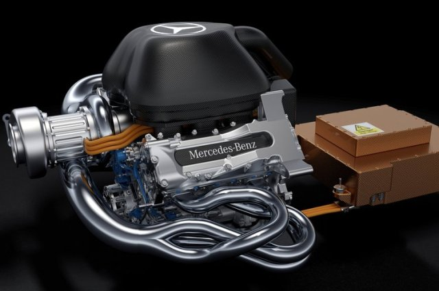 Autodesk VRED Professional 2014 SR1-SP5 Mercedes V6 turbo engine studio