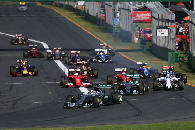 Formula One World Championship 2015, Round 1, Australian Grand Prix