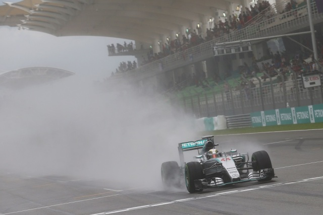 Formula One World Championship 2015, Round 2, Malaysian Grand Prix