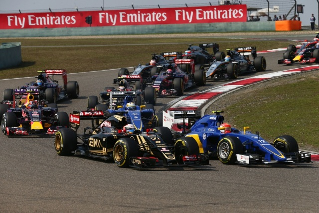 Formula One World Championship 2015, Round 3, Chinese Grand Prix