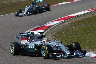 Formula One World Championship 2015, Round 3, Chinese Grand Prix