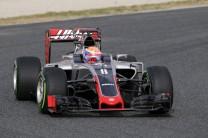 Haas Ferrari