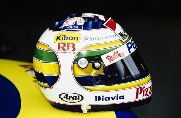 Rubens Barrichello, 1995 / F1