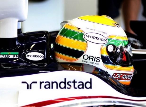 Rubens Barrichello, 2011 / F1