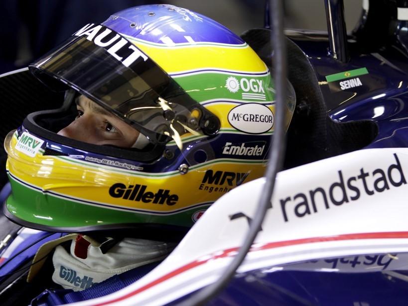 Bruno Senna - atualmente