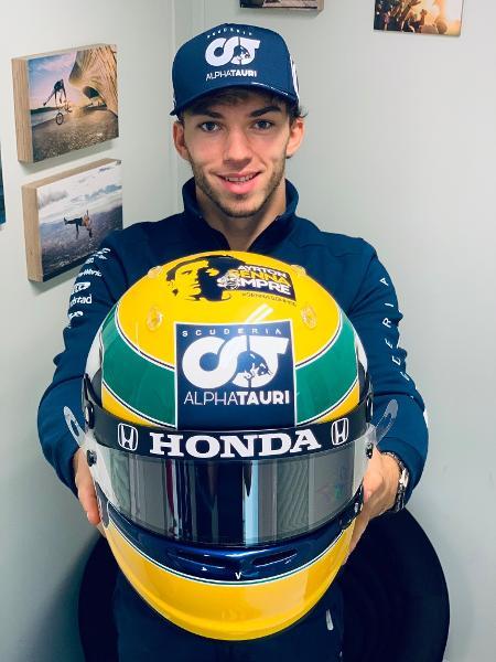Pierre Gasly, 2020 / F1