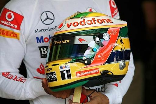 Lewis Hamilton, 2011 / F1