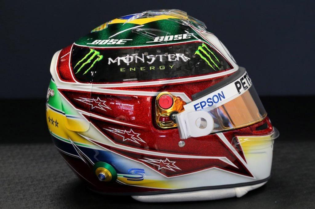 Lewis Hamilton, 2019 / F1
