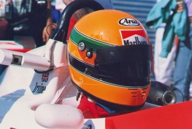 Eddie Irvine, 1989 / F3